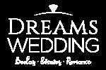 Logo Dreams Wedding